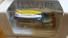 Lexmark Johnny Lightning Mercury Woodie Surfin' Wagon 1/64 Scale Diecast Car