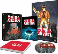 Akira Film Edition Collector Limitée Coffret Combo DVD Blu Ray 30e Anniversaire