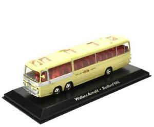 Wallace Arnold Bedford VAL Plaxton Panorama 1967 Autobus EDICOLA 1:72 ED4642102