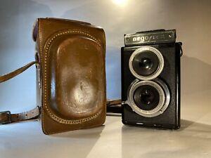 Vintage Argus Argoflex TLR Model EF / E Camera Untested