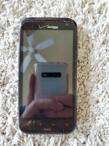 HTC Rezound - Black (Verizon) Smartphone Cell Phone ADR6425 4G LTE (Page Plus)