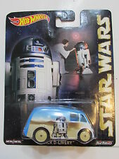 HOT WHEELS POP CULTURE STAR WARS QUICK D-LIVERY