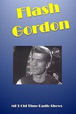 Flash Gordon ... 26 (OTR) Old Time Radio Shows MP3 on a single CD