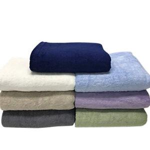 Pure Zone Bath Sheet Bathroom Towel 100% Bamboo Soft Absorbent Eco-Friendly
