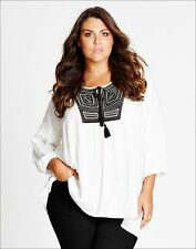Autograph Cotton Blend Tunic Tops for Women