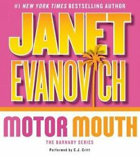 Motor Mouth No. 2 by Janet Evanovich (2007, CD, Abridged)