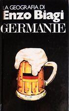 LA GEOGRAFIA DI ENZO BIAGI: GERMANIE CLUB ITALIANO DEI LETTORI 1981