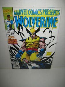 Marvel Comics Presents 118 (1992) VENOM VS WOLVERINE!!! 1ST DOOM 2099!!!