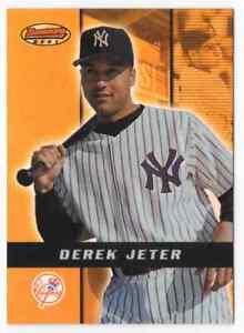 DEREK JETER - 2000 BOWMAN'S BEST PREVIEWS #BB1 !