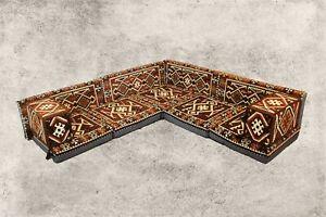 Orientalische Sitzecke, Sark Kösesi, Osmanische Sitz, Teppich Kelim, Osmanli 🌟✅