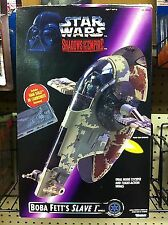Star Wars Boba Fett's Slave 1 The Power Of The Force NEW