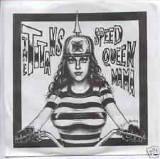 TITANS Speed Queen Mama 7 NEW guitar wolf teengenerate 5678s jet boys trashwomen