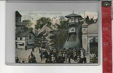 1907 Ingersall's Luna Park Cleveland Ohio  post card FREE SHIPPING