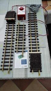 Für LGB Pendelautomatik, komplett aufgebaut,sofort startklar #