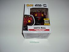 Darth Maul  # 299  2019 Galactic Convention Limited Edition