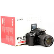 Canon EOS 350D + EF-S 18-55mm IS II Kit