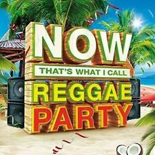 NOW That's What I Call Reggae Party, Various Artists, Good Box set