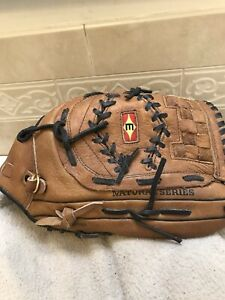 """Easton 14"""" NAT 90 Softball Glove Right Handed Throwing"""