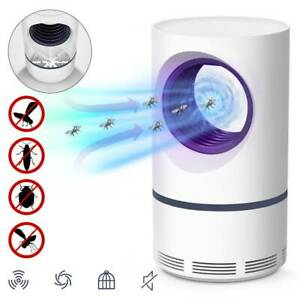 Inhalation Fliegen Killer Schwarz M/ücken-Lampe Moskito-Lampe USB-Photokatalysator Haushalt LED-Moskito-Killer-Lampe Schlafzimmer