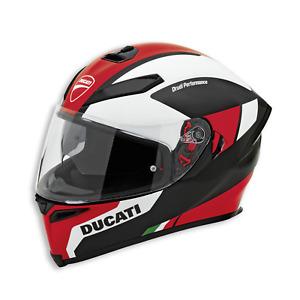 Original DUCATI AGV PEAK V5 Helm +Sonnenblende / Integralhelm