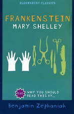 Frankenstein by Mary Shelley (Paperback)