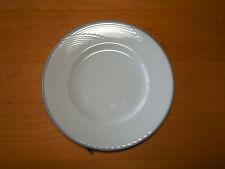 """Dansk Japan TAPESTRIES DAMASK BLUE Set of 4 Bread Plates 7 1/2"""" Blue Grey A"""