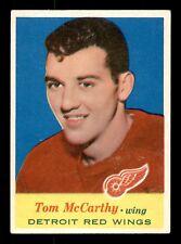 TOM McCARTHY 57-58 TOPPS 1957-58 NO 37 EX+ 15504