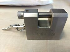 CISA 285/66 Padlock with 2 keys for shipping containers