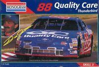 Monogram 1:24 #88 Quality Care Thunderbird Ford Plastic Model Kit #85-2472U
