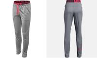 Under Armour Girl's Tech Pants Under Armour Apparel, Grey