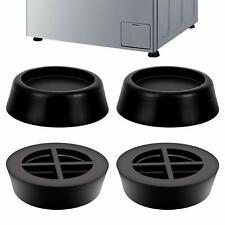 4PCS Washer Dryer Stabilizer Pads Antivibration Foot Pad Anti-Walk Rubber Pads