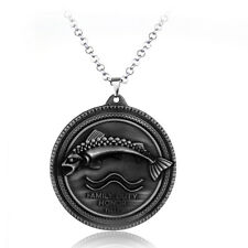 Game of Thrones House Tully A Song of Ice and Fire Fish Pendant Necklace