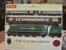 "HORNBY ""THE GOLDEN ARROW"" TRAIN PACK - R2369"