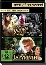Der dunkle Kristall/Die Reise ins Labyrinth - Best o... | DVD | Zustand sehr gut