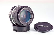 Classic Lens Nikkor 3.5 28 28mm Super Wide Nikon Fx Digital Ais Tested