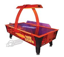 Valley-Dynamo® Home Firestorm 8' Air Hockey Table Heavy-Duty w/ FREE Shipping