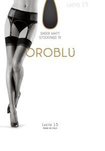 Oroblu Lycia 15 Stockings