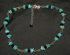 SILPADA - N1302 - Turquoise and Black Onyx Beaded Necklace