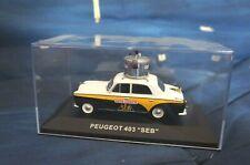 """ALTAYA 1/43 - PEUGEOT 403 """"SEB"""" - 1960"""