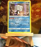 Eiscue [054/192] Holo Rare, SS Rebel Clash, Mint/NearMint, Pokemon TCG
