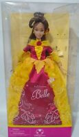 """Disney Princess Fall Fantasy Collection Belle 12"""" Doll Toy Beauty and the Beast"""