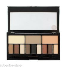 Makeup Revolution Eyeshadow Palette Ultra Eye Contour  Light and Shade