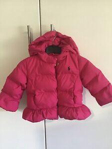 Ralph Lauren Baby Girl Coat