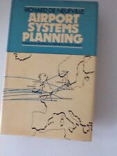 Airport Systems Planning By Richard De Neufville