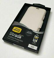 OtterBox Strada Sleek Folio Soft Opal Pale Beige Limited Edition for iPhone Xs/X