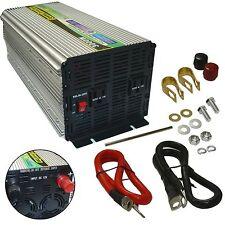 3000/6000W Watt 12V DC to AC Mobile Power Inverter New in Box
