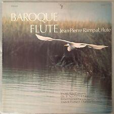 JEAN PIERRE RAMPAL - Baroque Flute (Vinyl LP)