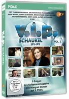 V.I.P. SWING Vol 1 Complete 9 Episodes Charles Bronson NEW SEALED 3 DVD REGION 2