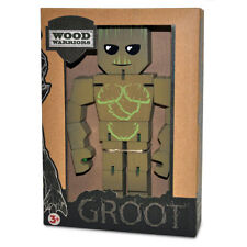 """new Groot Wood Warriors 7"""" toy collect"""