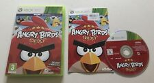 Angry Birds Trilogy Microsoft Xbox 360 Complete PAL